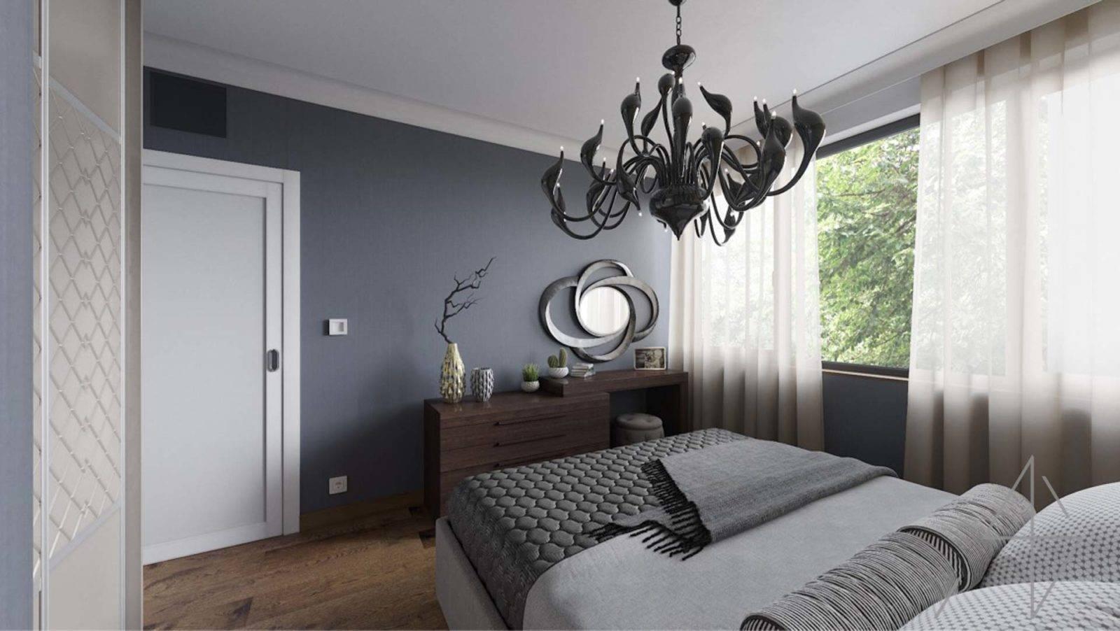 ložnice inspirace Bytový design Praha