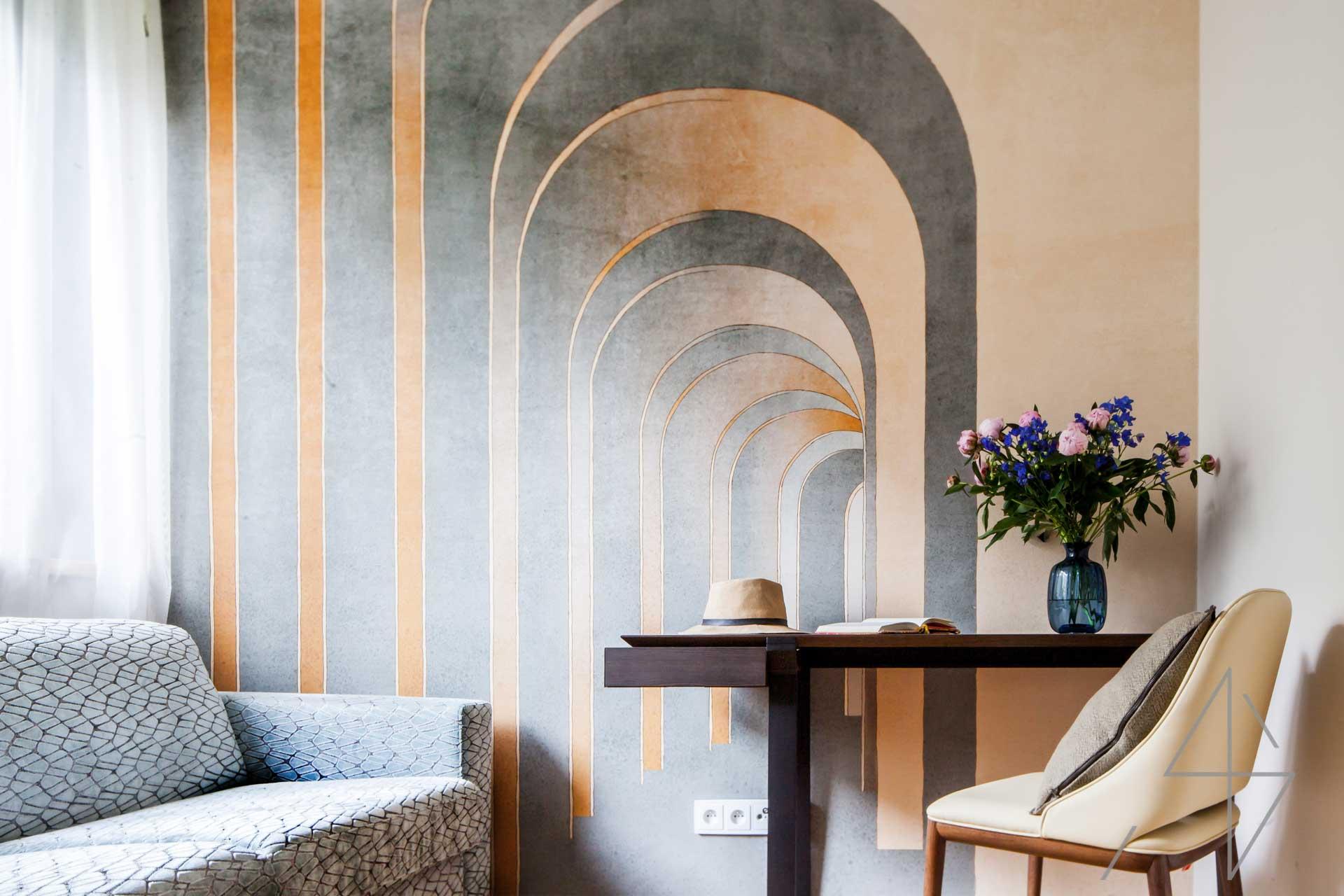 Дизайн интерьера цена в Праге