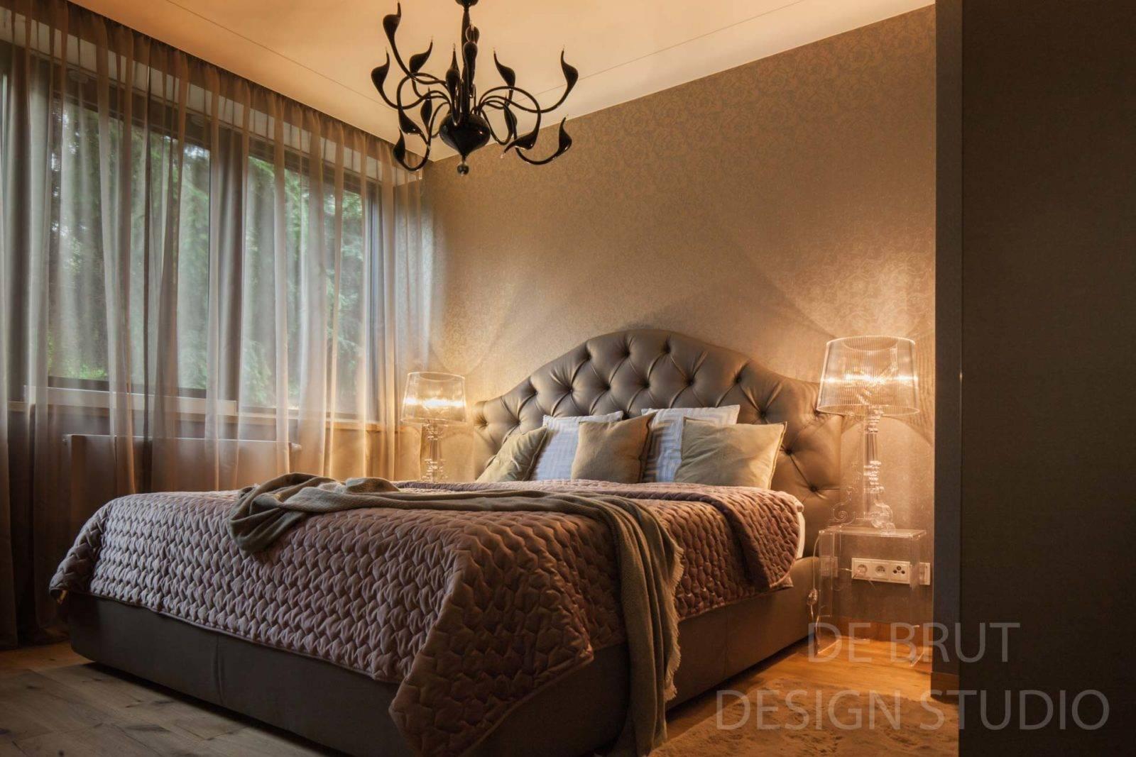 Návrh realizace interiéru bytu Praha