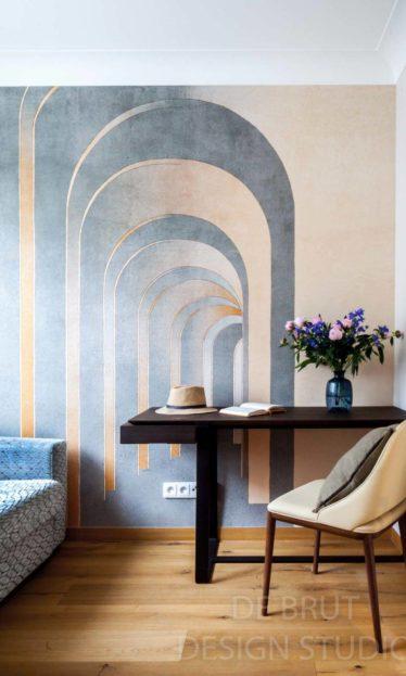 Návrh realizace interiéru bytu Praha Дизайнер интерьера Bytový architekt praha Дизайнер интерьера