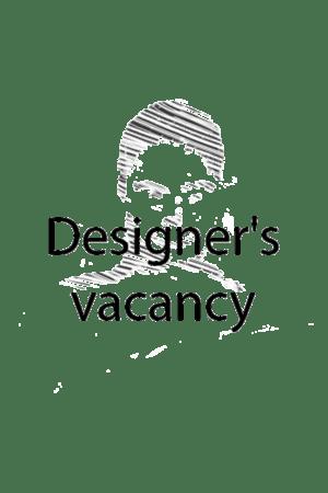 Designer-vacancy